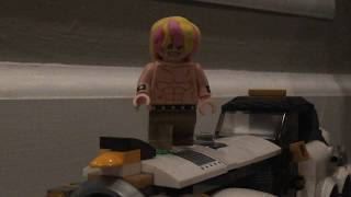 "Lego Lil Pump ""D Rose"" Music Video"