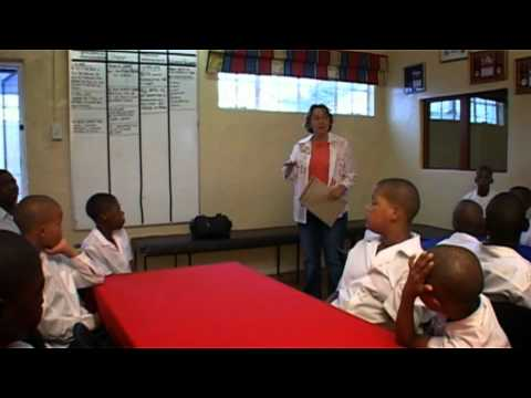 Skybok: ACVV Khayalethu Youth Centre (Port Elizabeth, South Africa)
