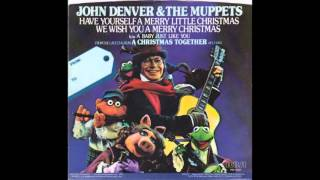 """John Denver & The Muppets – """"A Baby Just Like You"""" (RCA) 1979"""
