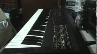 Roland D50 - Yamaha DX7 Bells Liberacion