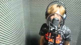 Jago Wickersham - 9 years old - Troublemaker (Olly Murs Cover)