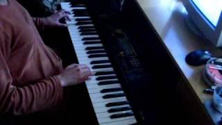Sylar's theme - Piano