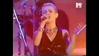 Roxette - Sleeping in my car - Europe music awards 1994