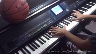 Kuroko no Basket 2 Ending 2 - Fantastic Tune [Piano arrangement]