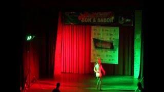 Latin Festival Son y Sabor 2015 Solista Ladie Infantil - Loreley Ramirez