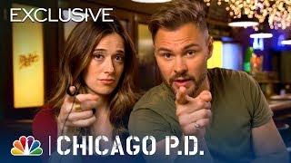 Lie Detector Test: Patrick John Flueger and Marina Squerciati - Chicago PD (Digital Exclusive)