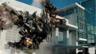 Linkin Park - Iridescent [HD] 1080p - Transformers Dark of the Moon Music Video