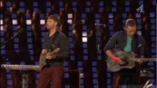 Coldplay - Us Against The World: The Paralympic Games Closing Ceremony 2012 [HD]
