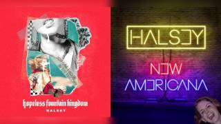 Hopeless x New Americana - Halsey Mashup
