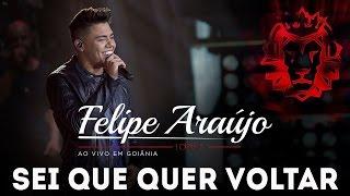 Felipe Araújo - Sei Que Quer Voltar | DVD 1dois3