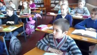 Марафон Читаємо дітям 4 А клас Краматорська ЗОШ №12