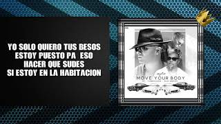 WISIN X TIMBALAND X BAD BUNNY - Move Your Body