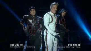 Danny Saucedo - Amazing (Final Melodifestivalen 2012)