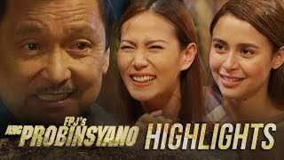 FPJ's Ang Probinsyano: Alyana and Bubbles approve of Romulo's proposal plan