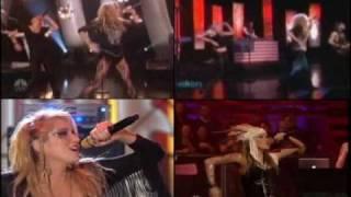 Kesha Tik Tok Live on Conan, Ellen, George Lopez AND Jimmy Fallon