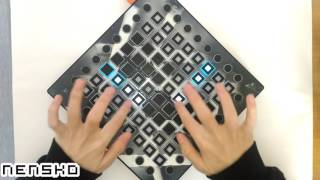 Beautiful Now / KDrew remix launchpad cover + project file (collab whit Nensko)