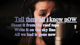 Maddi Jane Impossible Lyrics (Shontelle)