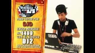 La Batalla De Los Dj's - DJ2 - DJD
