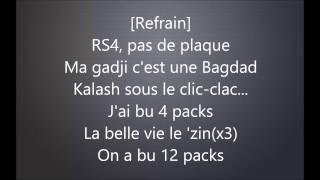 Alonzo - La Belle Vie avec Parole/Lyrics