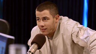 Nick Jonas on For The Record with Laura Marano   Radio Disney