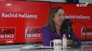 Najwa Koukouss invitée de L'Info en Face spécial Elections