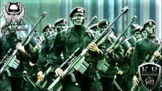 SALIDOS DEL INFIERNO - J.R // VIDEO //FUERZAS ESPECIALES // KOMANDO RECORDS