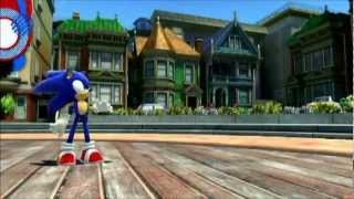 Sonic Generations with Original Stage Music: City Escape (Act 2)