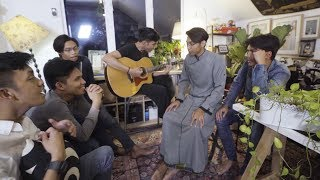 Ismail Izzani, Naim Daniel, The Faith - Jampi (Hael Husaini Cover)