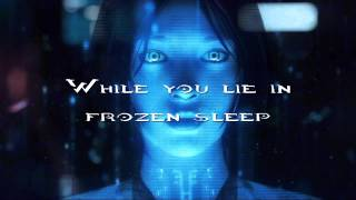 Frozen Sleep - Malukah - Lyrics ( Halo 4 theme's cover version )