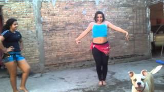 Coreó hecho por Magali Oviedo baladi árabe