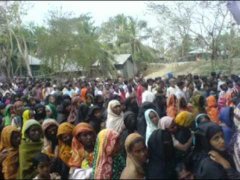 Sidr Activities (Biborton bangladesh)