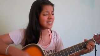 Algo esta cayendo aqui (cover) Luz Aguirre