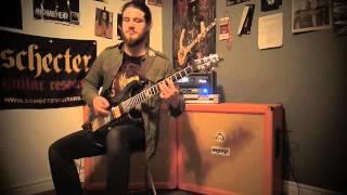 Patrick Olivier - Iron Tusk/MASTODON (Guitar Cover)