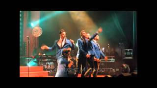 The Overtones - The Bare Necessities / I Wanna Be Like You - SNATM Tour - London