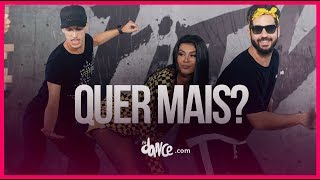 Quer Mais? - Mc Pocahontas e Mc Mirella | FitDance TV (Coreografia) Dance Video
