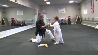 Little Dragon's - Second Karate Belt Test