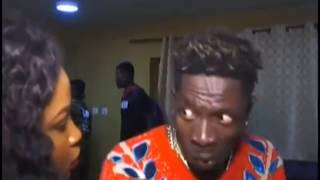 Shatta Wale Says Sarkodie is Greedy And Jealous So He Will Take Him Down