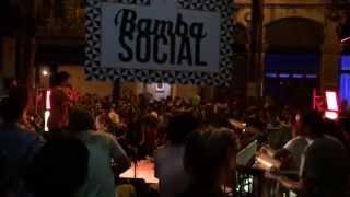 """Bamba Social @ Chico do Queijo - NOS d'Bandada 2014 (""""Amiga da Minha Mulher"""")"""