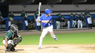 Baron Carvel Hitting - Class of 2016 (Live game video)