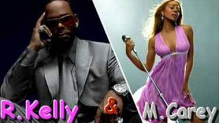 Mariah Carey Feat R.Kelly - Touch My Body (Remix)