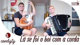 Bruno e Barretto - Lá se foi o boi com a corda (Cover Gustavo Toledo e Gabriel)
