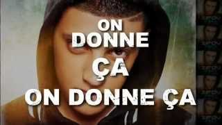 "Zifou - ""On donne ça"" feat. Léa Castel ( Lyrics )"