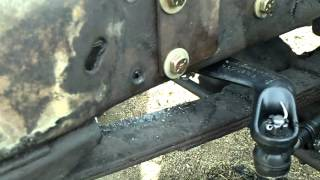 1968 Ford F-250 4x4 power steering conversion