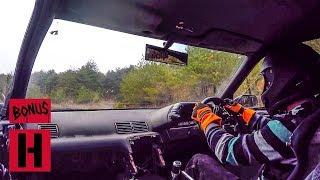 Danger Dan Drifts Japan! Raw In Car Footage from Ebisu Circuit 2016