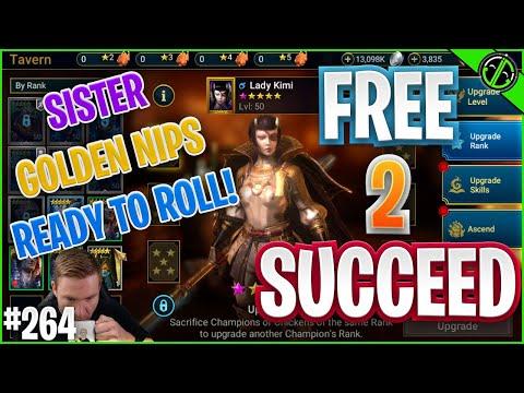 Today We Get NINJA, But... | Free 2 Succeed - EPISODE 264