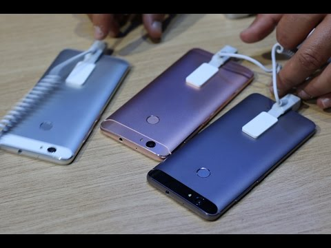 Huawei Nova - hands-on și primele impresii