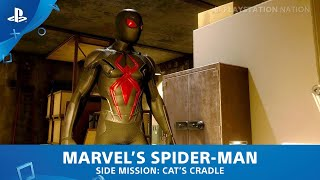 Marvel's Spider-Man (PS4) - Side Mission - Cat's Cradle