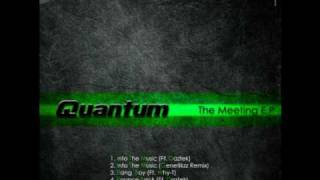 Quantum Meets Daztek - Into The Music Genetikzz Remix [The Meeting EP - Rav001].wmv