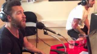 Kasabian - Re-Wired (719 Acoustic Cover @ Athens Rock FM 96,9)