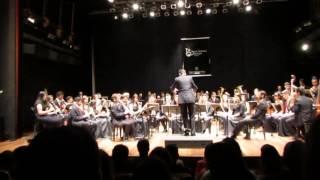 Banda Municipal de Bauru 01 - Maestro Jonatas Ribeiro